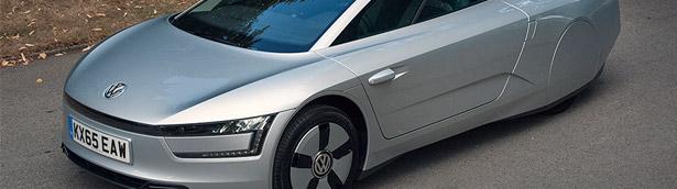 Volkswagen reveals efficient and agile concept vehicle