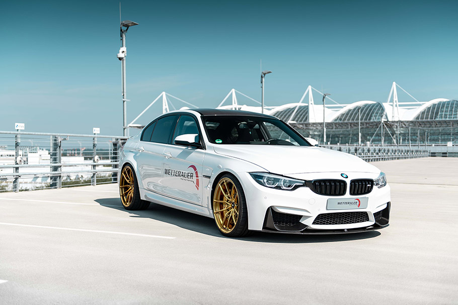 2018 Wetteraurer Performance BMW M3 GTS+