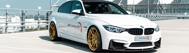 Wetterauer team enhances the performance capabilities of a lucky M3