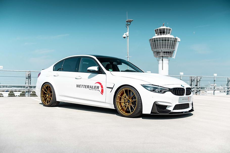 2018 Wetteraurer Performance BMW M3 GTS+