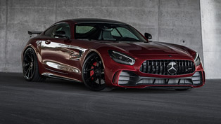 z-performance showcase their version of a mercedes-amg gt s