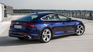 Audi reveals further details about the new RS 5 Sportback machine