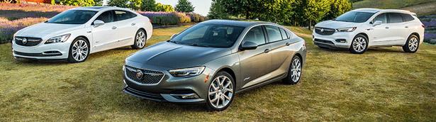 Buick reveals new Regal Avenir premium vehicle