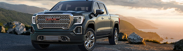 GMC team reveals new flagship Sierra Denali