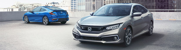 Honda reveals details for the new Civic lineup