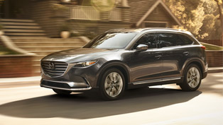 Mazda showcases trim level details for the new CX-90 SUV