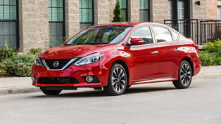Nissan Sentra reveals further surprises for 2019 model year