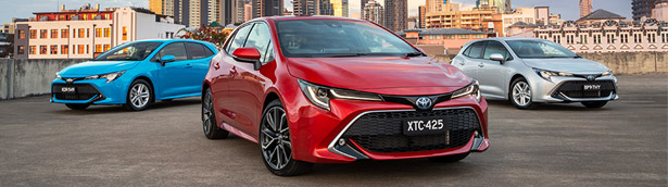 Toyota reveals more details about all-new Corolla lineup