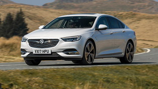 Vauxhall team reveal new engine for the flagship Insignia lineup