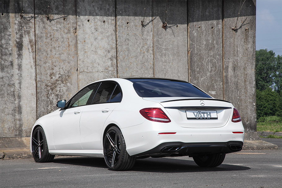 2018 VATH Mercedes-Benz E 350d