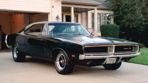 A Short History of the Dodge Charger