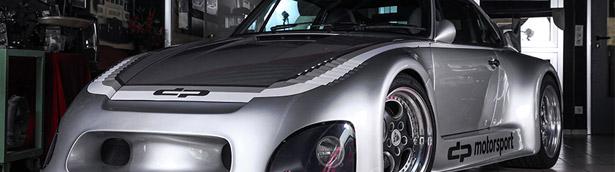 DP Motorsport team reveals appealing Porsche beast