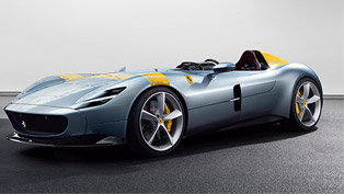 Ferrari unveils the sexy Monza SP1 and SP2 supercars