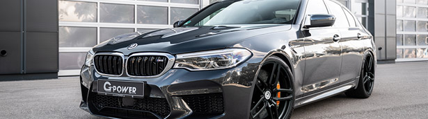 G-POWER reveals new M5 revised model. Check it out!