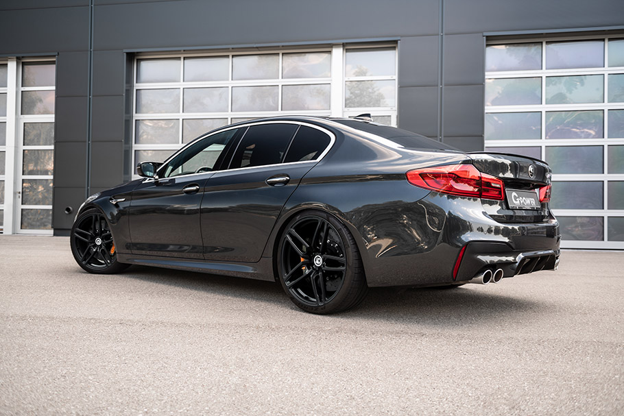 2018 G-POWER BMW M5