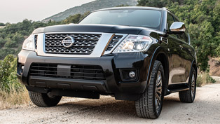 nissan announces details about the new 8-passenger armada suv