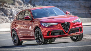 Alfa Romeo Stelvio Quadrifoglio is officially the fastest SUV available