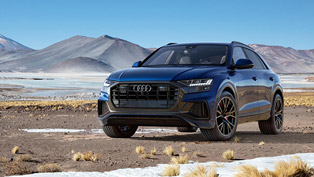 new q8 suv showcases advanced drivetrain features - details here!