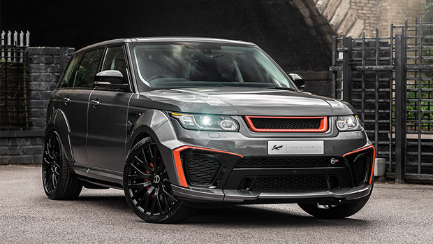 Kahn Design reveals new Pace Car Concept