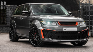 Kahn Design reveals new Pace Car Concept