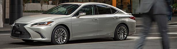 Lexus team annouces details about new ES 300h flagship