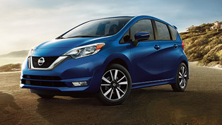 Nissan reveals further details for the new Versa Note model