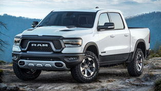 Ram presents Rebel 12: brand's advanced and sexy off-road machine