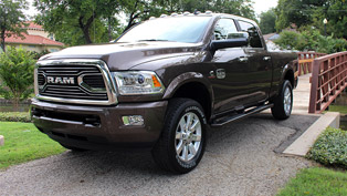 Ram Trucks announce details about the new Longhorn Rodeo Edition models