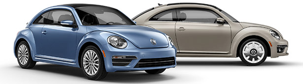 VW announces Beetle's end. Here are the Final Edition models