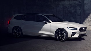 volvo reveals details about the sporty v60 r-design lineup