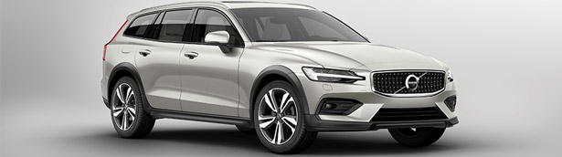 Volvo reveals details for the new V60 Cross Country lineup