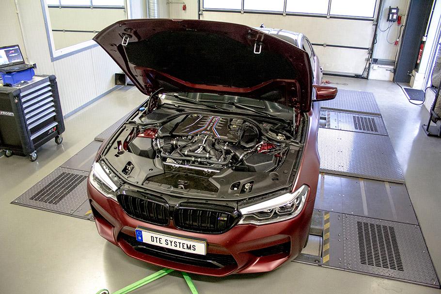 2018 DTE Tuning BMW M5