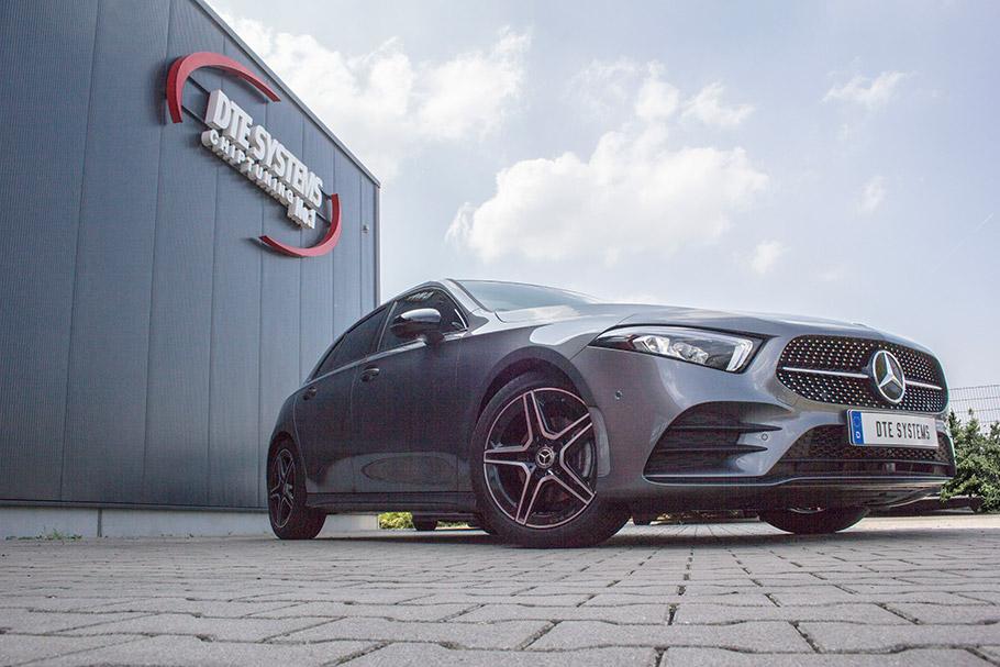 2018 DTE Systems Mercedes-Benz A-Class
