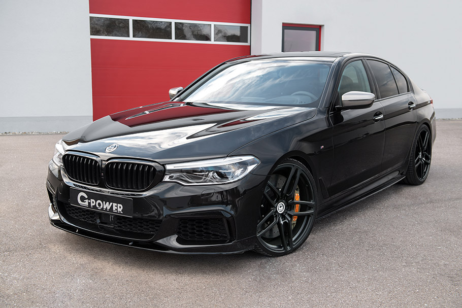 2018 G-POWER BMW M550i G30