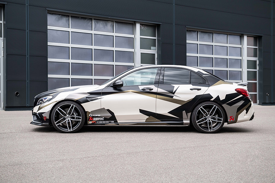 2018 G-POWER Mercedes-AMG C 63