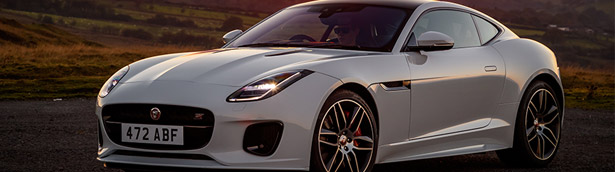 Jaguar proudly unveils F-TYPE Chequered Flag Edition model!