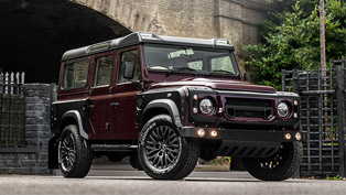 Kahn Design reveals new Land Rover Defender tuning project!