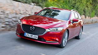 2018 mazda6 earns five-star rating from euro ncap
