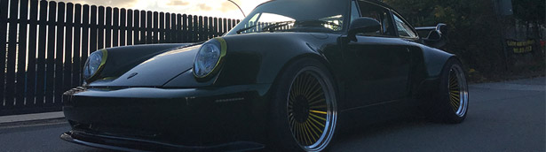 Germany's Wagenbauanstalt studio presents a new tuning project! Check it out!