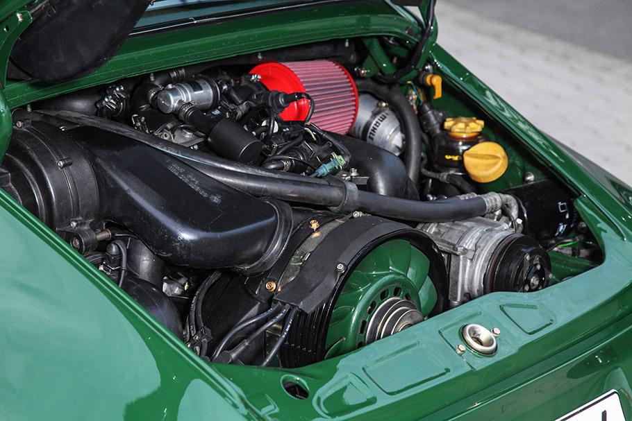 2018 dp motorsport Porsche 964 Carrera