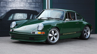 dp motorsport team enhances a sexy 964 carrera machine