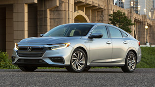 honda insight receives prestigious award from ncap
