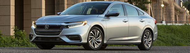 Honda Insight receives prestigious award from NCAP