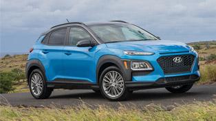 2019 Hyundai Kona takes home a prestigious award. Details here!