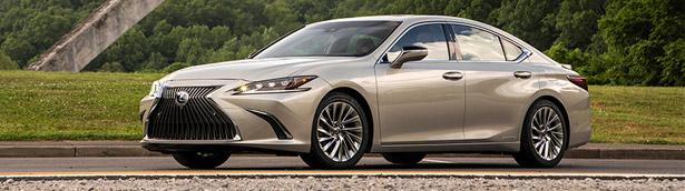 2019 Lexus IS Hybrid takes home prestigious award. Check it out!