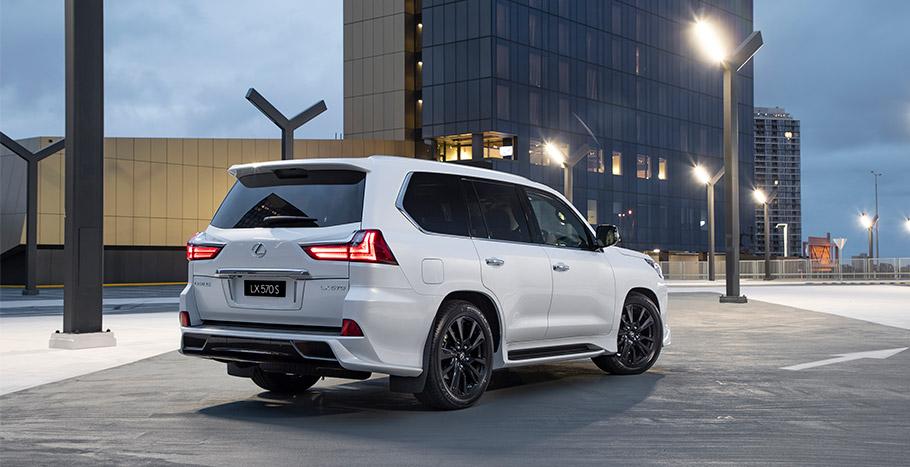 2019 Lexus LX 570 X