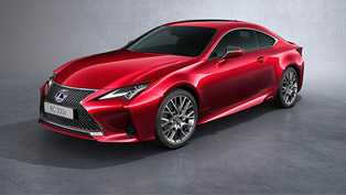 lexus announces details about new lc 300h lineup