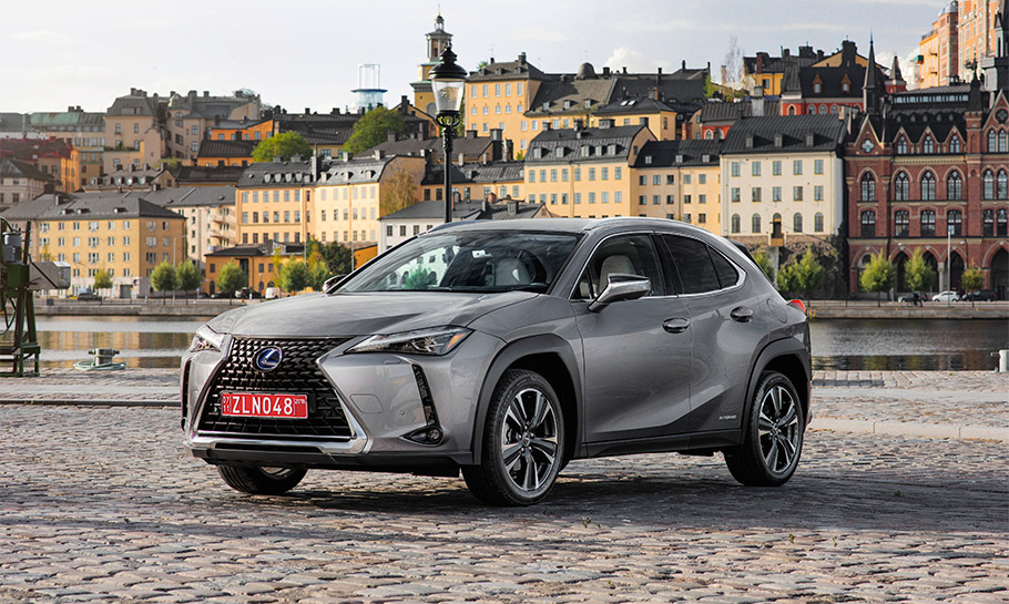Lexus Latest Models >> Lexus reveals UX 250h
