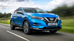 nissan announces details about new engine system in 2019 qashqai