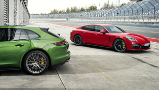 porsche team announces details about new panamera gts models